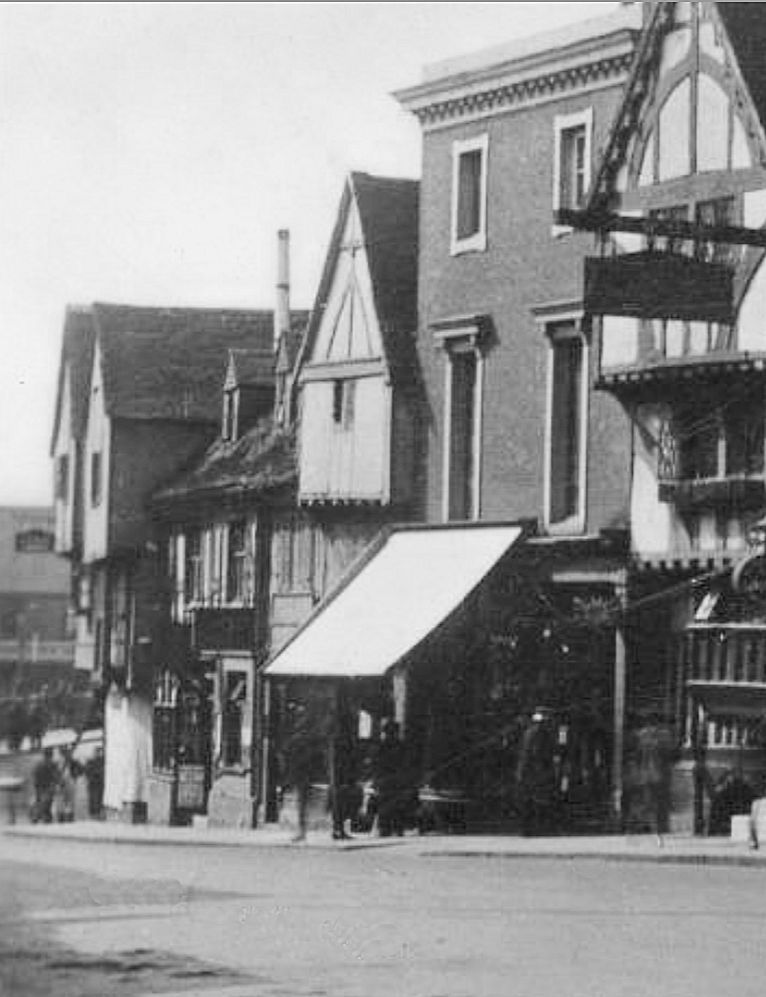 9 APR 1926. Council Buys Old Shops For Future Road Widening. (2 ...