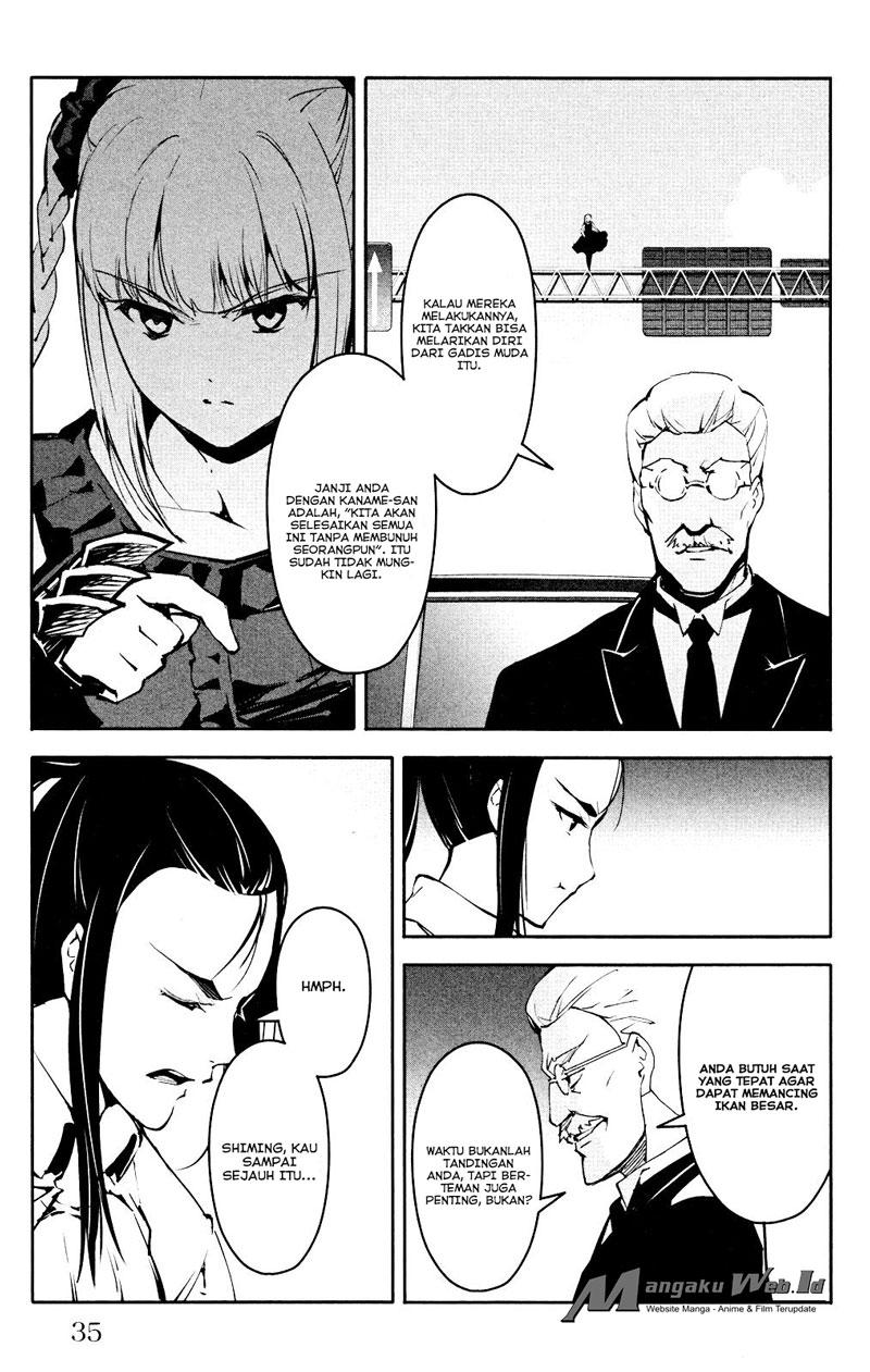 Darwin's Game Chapter 25-37