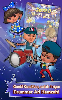 Ngamen Nonstop 1.0.9d Mod Apk Unlocked All Music