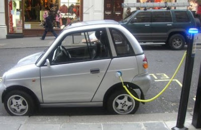 ηλεκτρικό αυτοκίνητο oslo
