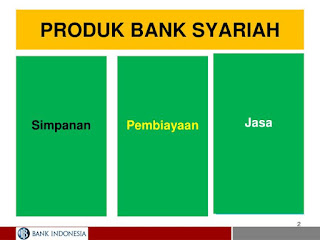 Produk produk Bank Syariah Lengkap Dengan Penjelasannya