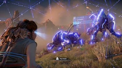 Horizon Zero Dawn Game Screenshot 1