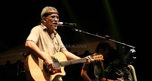 Iwan Fals Meramaikan Java Jazz Festival 2017