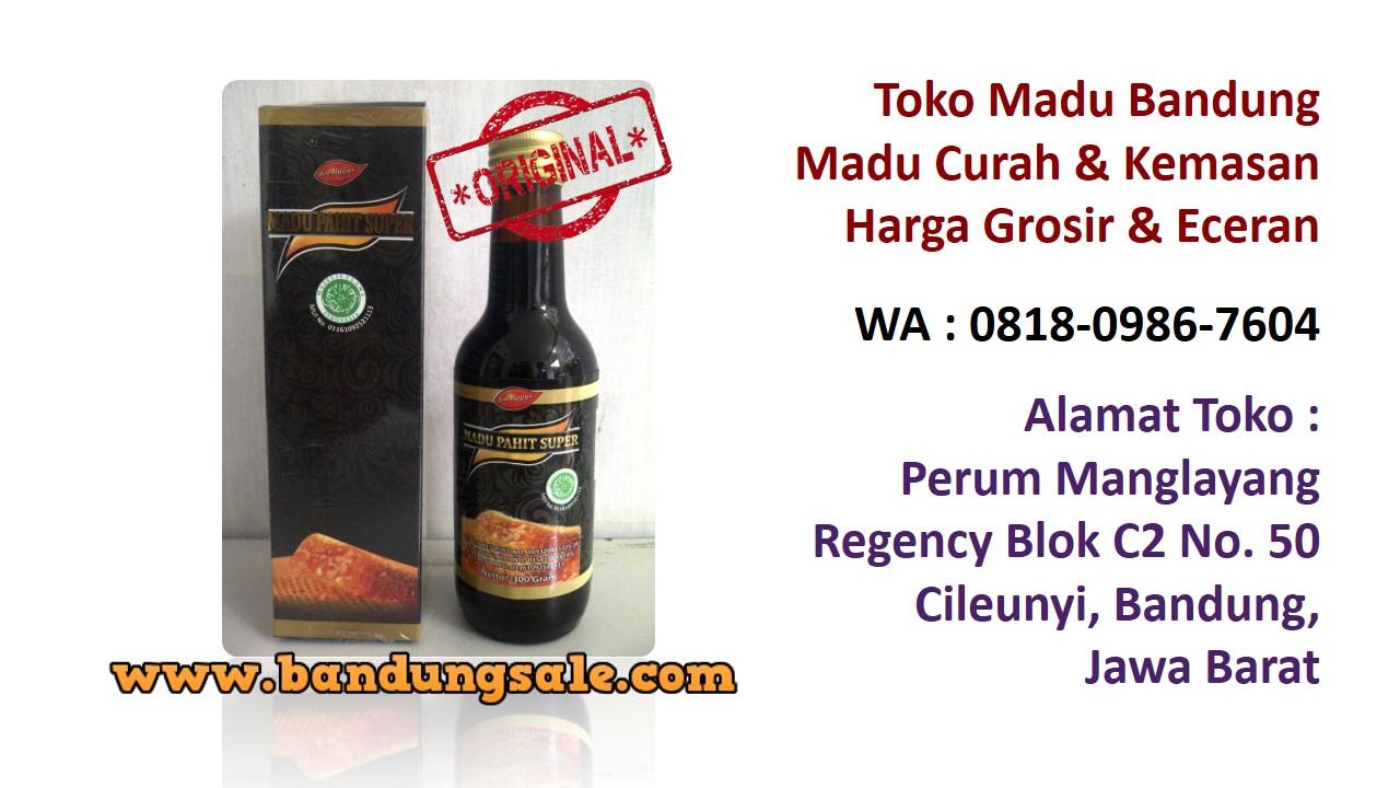 Produk madu hutan asli curah bandung murah. Hubungi WA : 0818-0986-7604 Tengkulak-madu-lebah-murni-bandung-murah