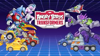 Angry Birds Transformers MOD APK Terbaru