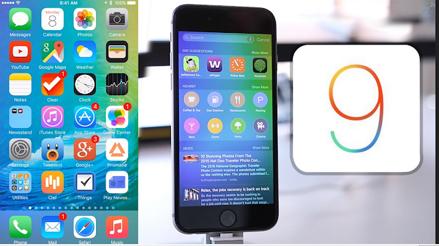 IOS9 Specification