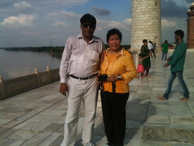 Day Tour Taj Mahal from Delhi