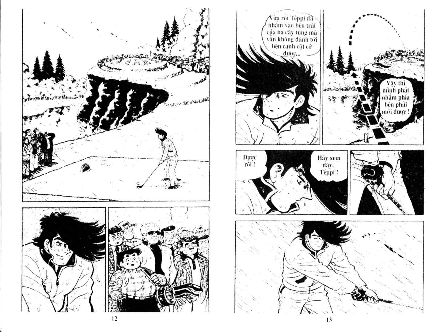 Ashita Tenki ni Naare chapter 10 trang 5