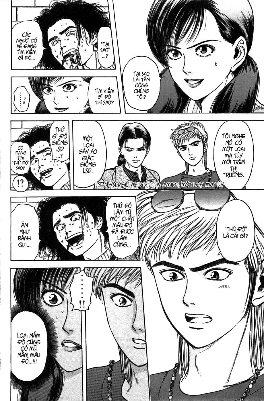 Psychometrer Eiji chapter 36 trang 15