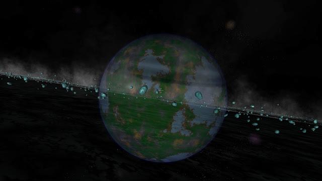 asteroid belt model - photo #36