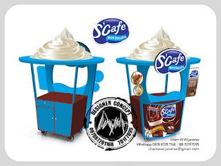 produksi gerobak es pop ice bandung