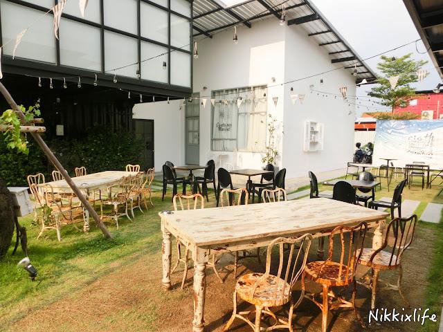 [曼谷遊記][曼谷食記] The Bloc內的Think Cafe和Simple Day Cafe 4