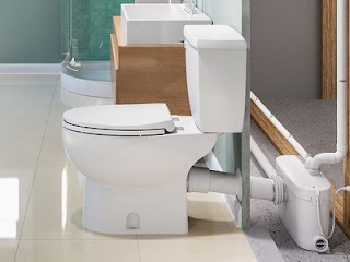 install toilet without plumbing