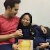 Hafidz Roshdi Tak Sabar Nak Timang Anak Sulung