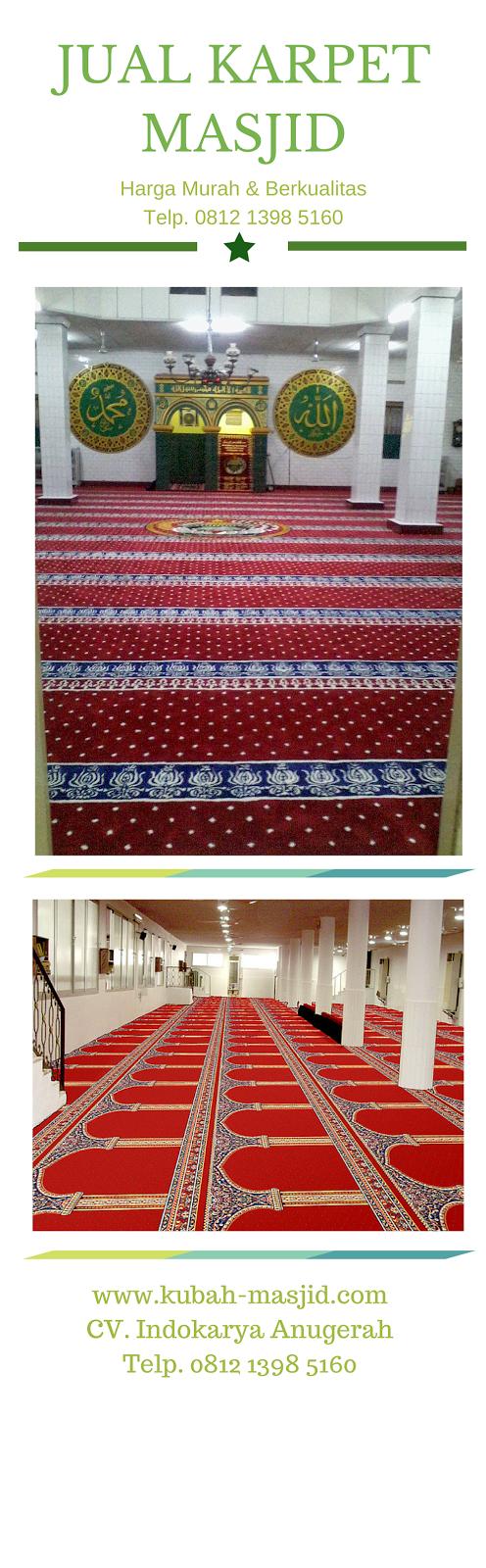 jual karpet sajadah masjid murah berkualitas