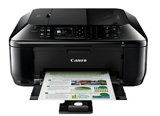 Canon PIXMA MX525 Drivers Download free