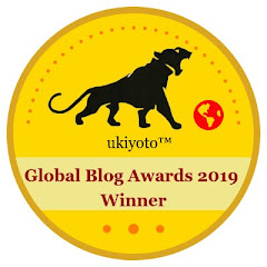 Global Blog Awards 2019 - Winner