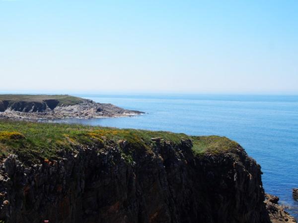 Randonnée de la pointe de Castel à la pointe de Plogoff