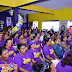 Gran encuentro con el movimiento de enfermeras con Danilo y Luis René en Salcedo