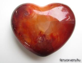Kristálygyógyászat/Gyógyító kövek: Achátos karneol