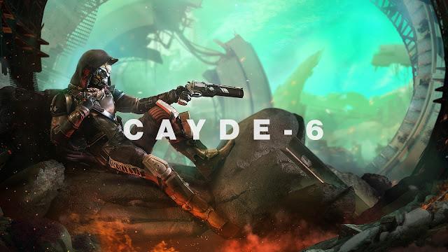 Conoce a Cayde 6 de Destiny 2 en su nuevo vídeo