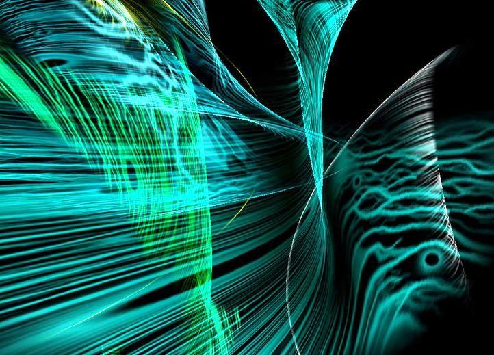 Fields 3D Rainbow Live Wallpaper Screenshot | Moving Wallpapers
