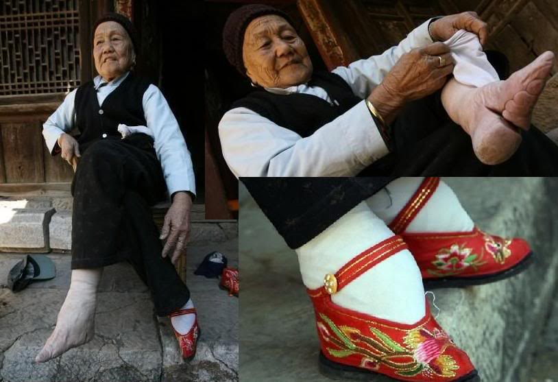 Top 10 Strangest Facts You Want To Know: Foot Binding