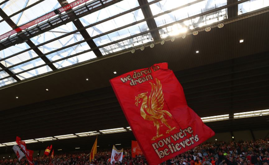 Now-were-believers-banner-at-Anfield