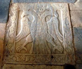 το σημείο που στέφθηκε αυτοκράτορας ο Κωνσταντίνος Παλαιολόγος στον Μυστρά