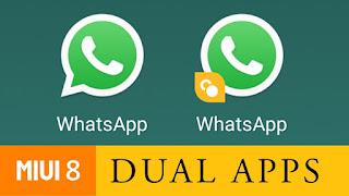dual apps di xiaomi