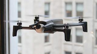Spesifikasi Drone Parrot Anafi - OmahDrones