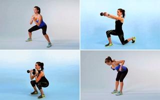 Giảm cân nhanh vơi 6 bài tập giảm mỡ bụng hiệu quả ngay tại nhà