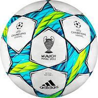 bola final Liga Champion 2015-2016