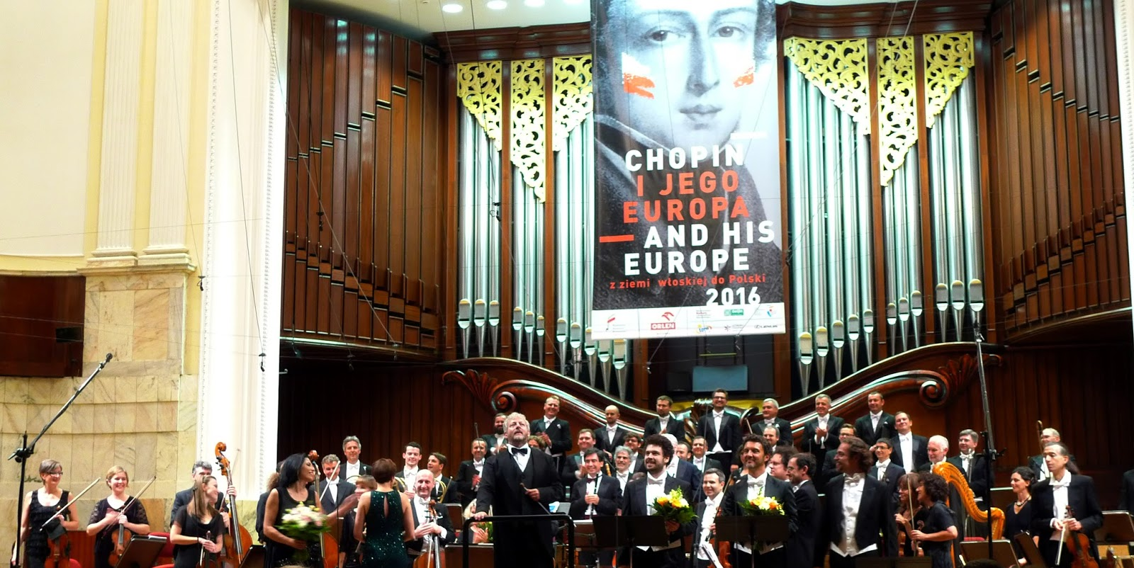 12th Chopin And His Europe Festival Chopin I Jego Europa Warsaw
