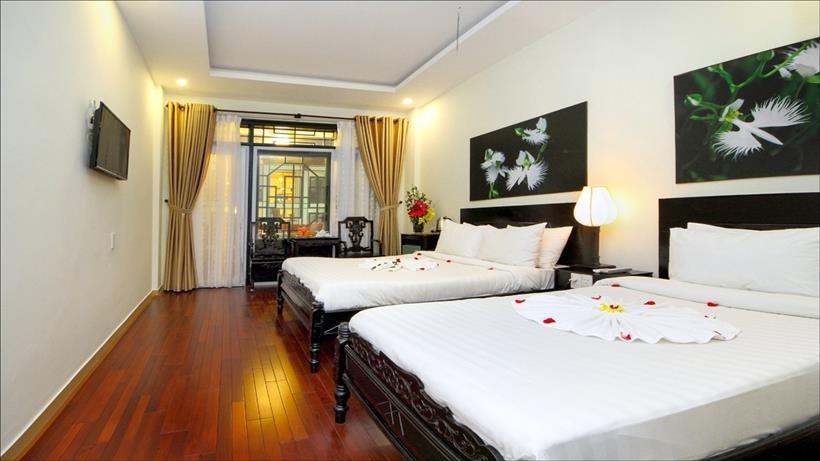 20 Khách sạn Quảng Nam đẹp - giá rẻ, gần thành phố từ 2-3-4-5 sao