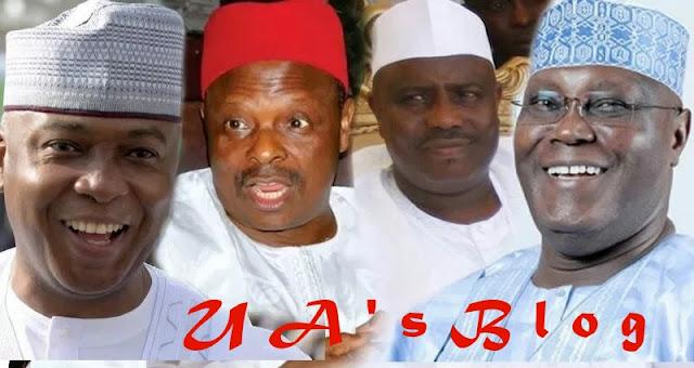 Niger Delta Youth leaders seek apology from Atiku, Saraki, Tambuwal, others