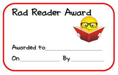 Free student award certificates with a number of different opportunities to recognize your students - free download from Raki's Rad Resources.