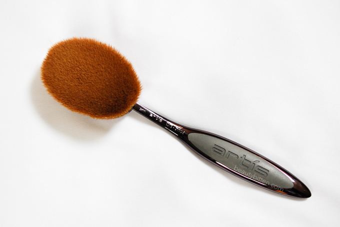 Artis Elite Collection Oval 4 And Oval 8 Brushes Review