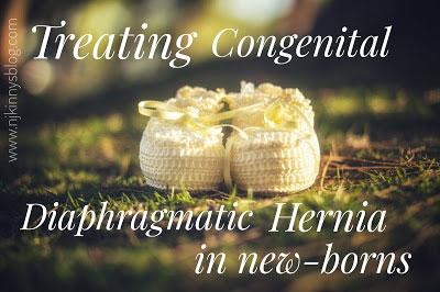Treating Congenital Diaphragmatic Hernia in new-borns