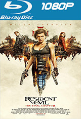 Resident Evil: The Final Chapter (2017) BDRip 1080p DTS