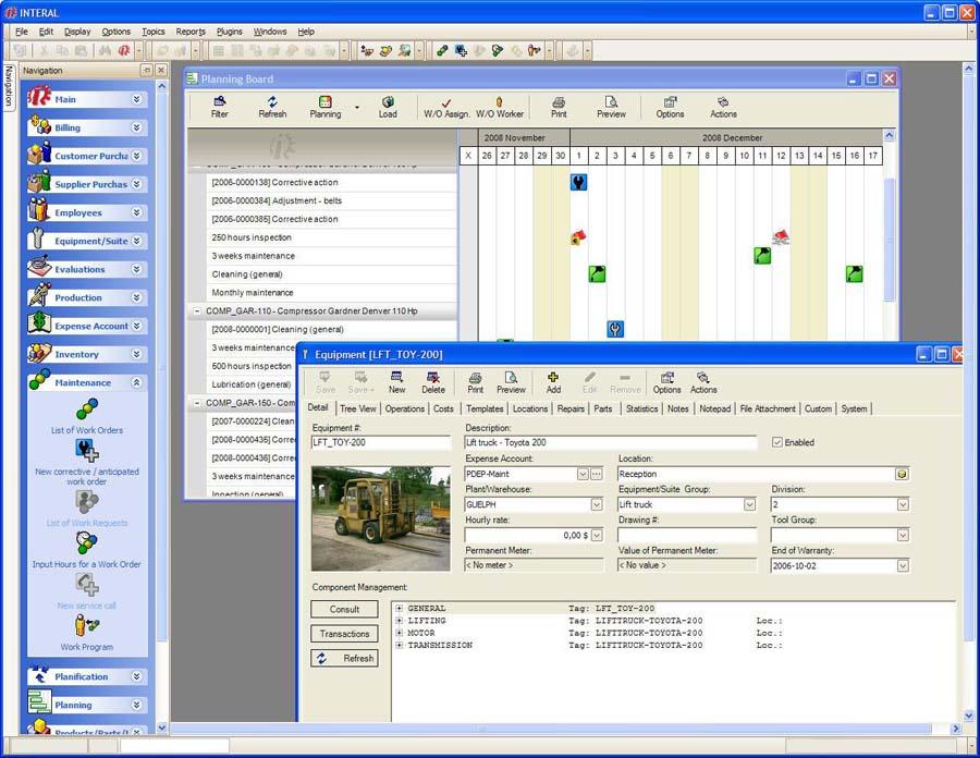buy online: Computer Maintenance Management System