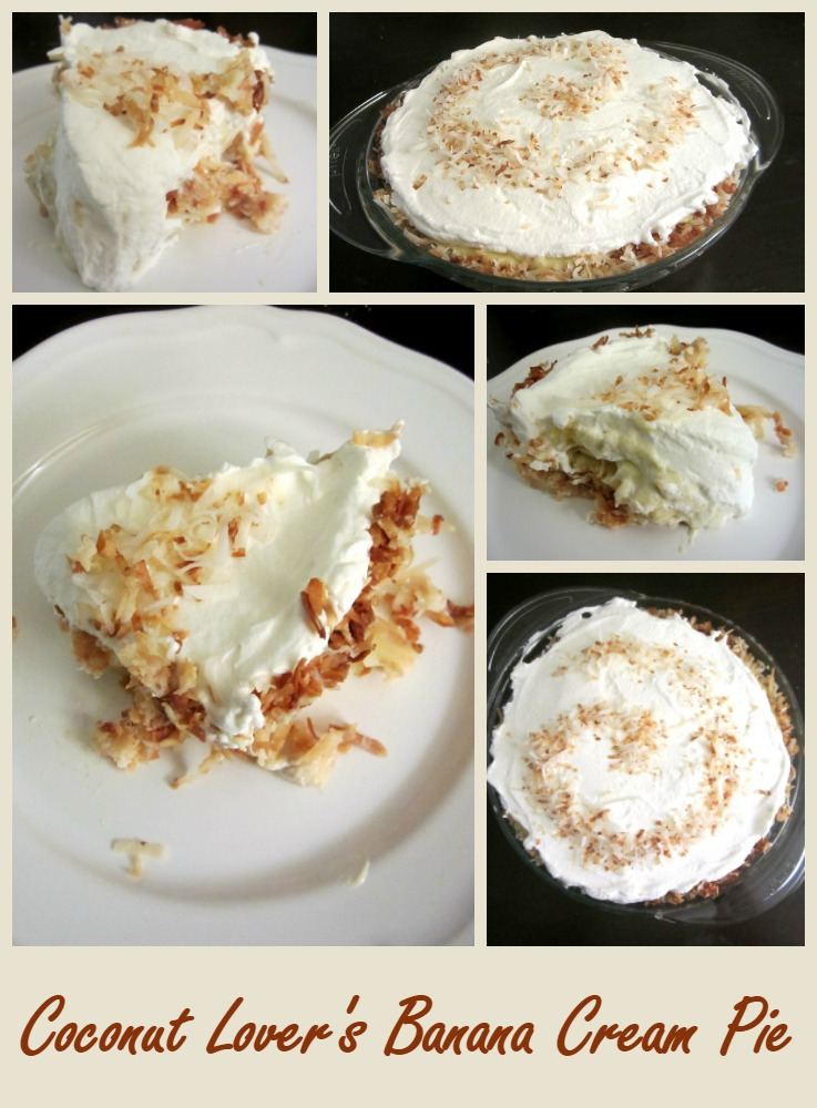 Reviews, Chews  How-Tos Coconut Lovers Banana Cream Pie-3478