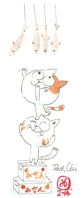 dedicace aAlex kokekkoko arrasu nihon matsuri 2014