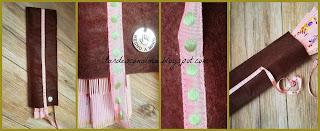 Accesorios en fieltro patrones moldes DIY craft handmade costura manualidades cinta decorativa
