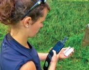 foto Afbeelding 3 – Met de Nitrate App kunnen boeren de waterkwaliteit rondom hun percelen monitoren. pag. 11. Wat is de impact van de digitale transformatie in het waterbeheer?