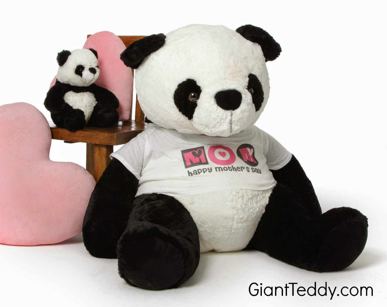 Mother's Day panda bears