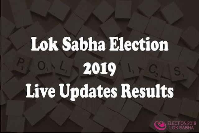 17th Lok Sabha Election Result Live Update Date 23-05-2019