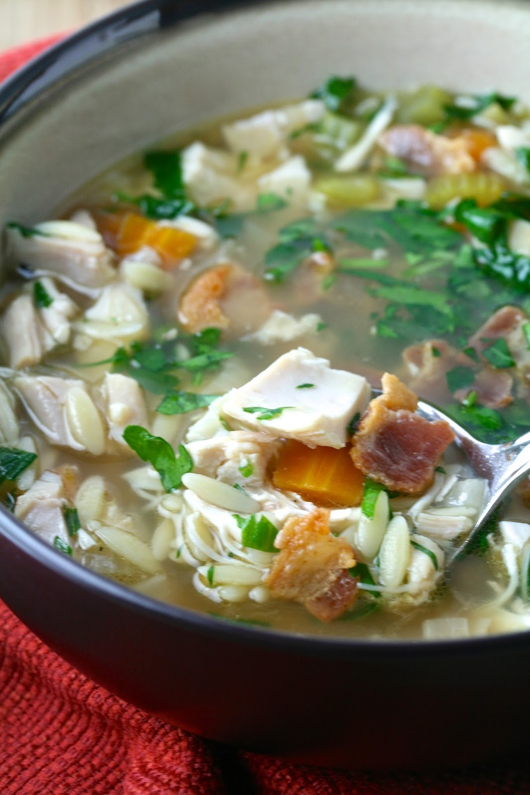 Oregon Chicken Soup