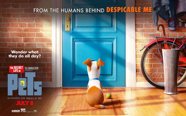 Review Film The Secret Life Of Pets (2016)