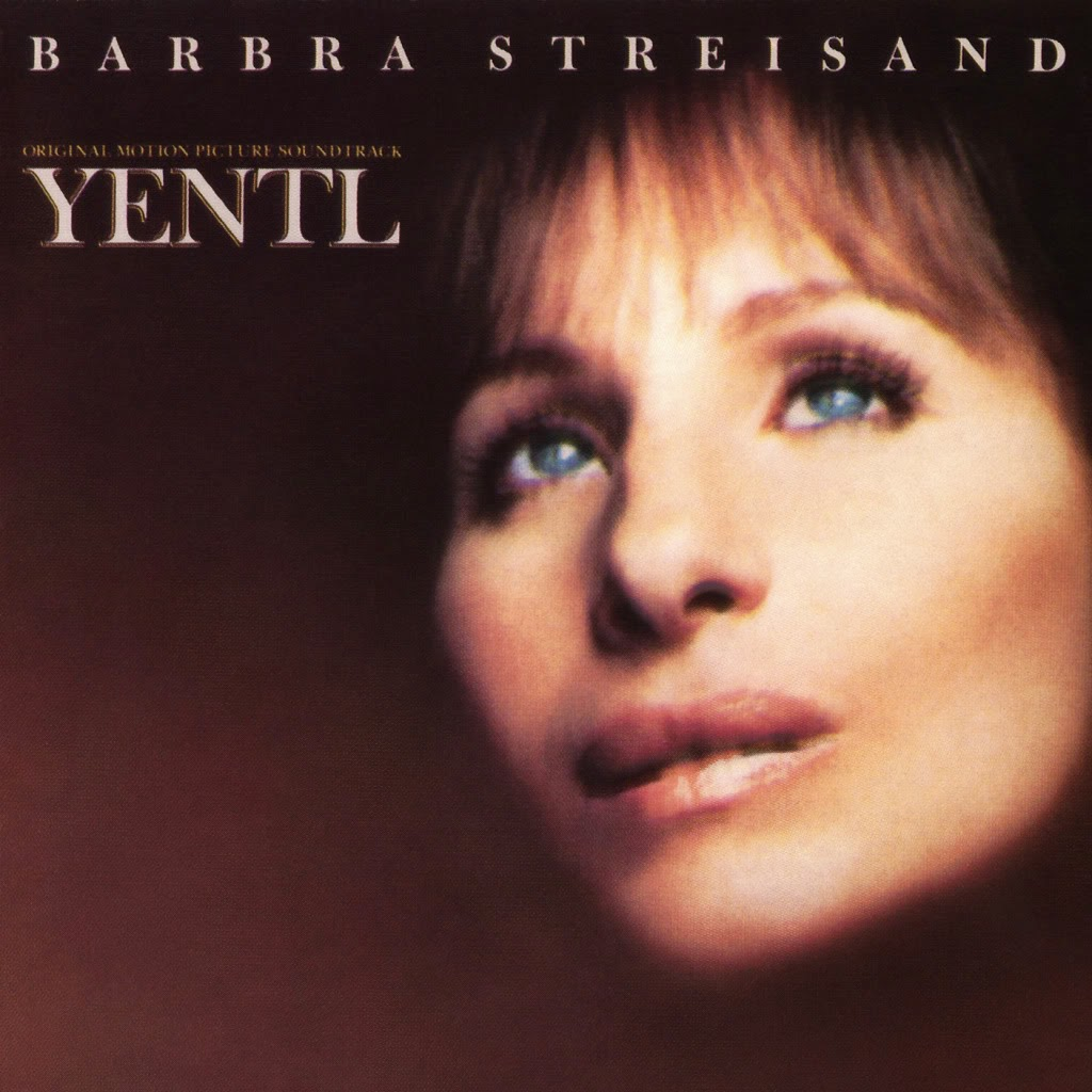Yentl, Michel Legrand and Barbra Streisand